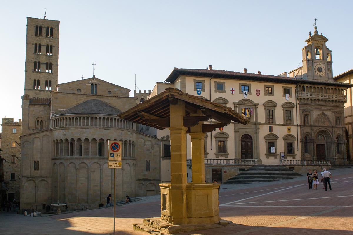 Cinque cose da fare ad Arezzo